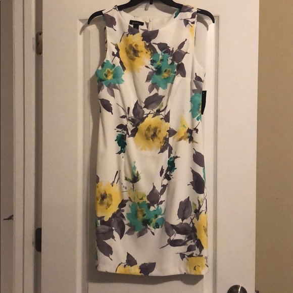 434226e7c70f Spring dress. NWT. jcpenney